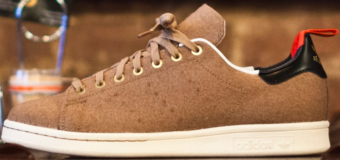 online retailer 16312 394f1 Extra Butter x adidas Stan Smith The Royal Tenenbaums ...