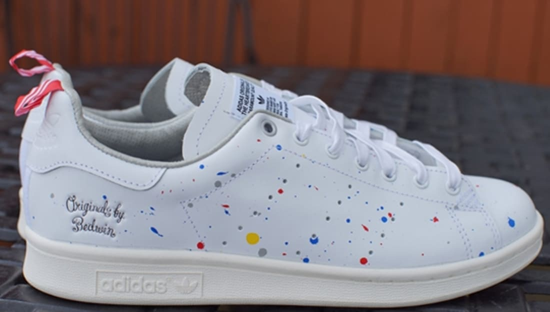 watch c28bb e6890 adidas BW Stan Smith Running White/Chalk-Running White ...