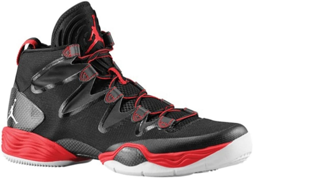 Air Jordan XX8 SE Black/White-Anthracite-Gym Red