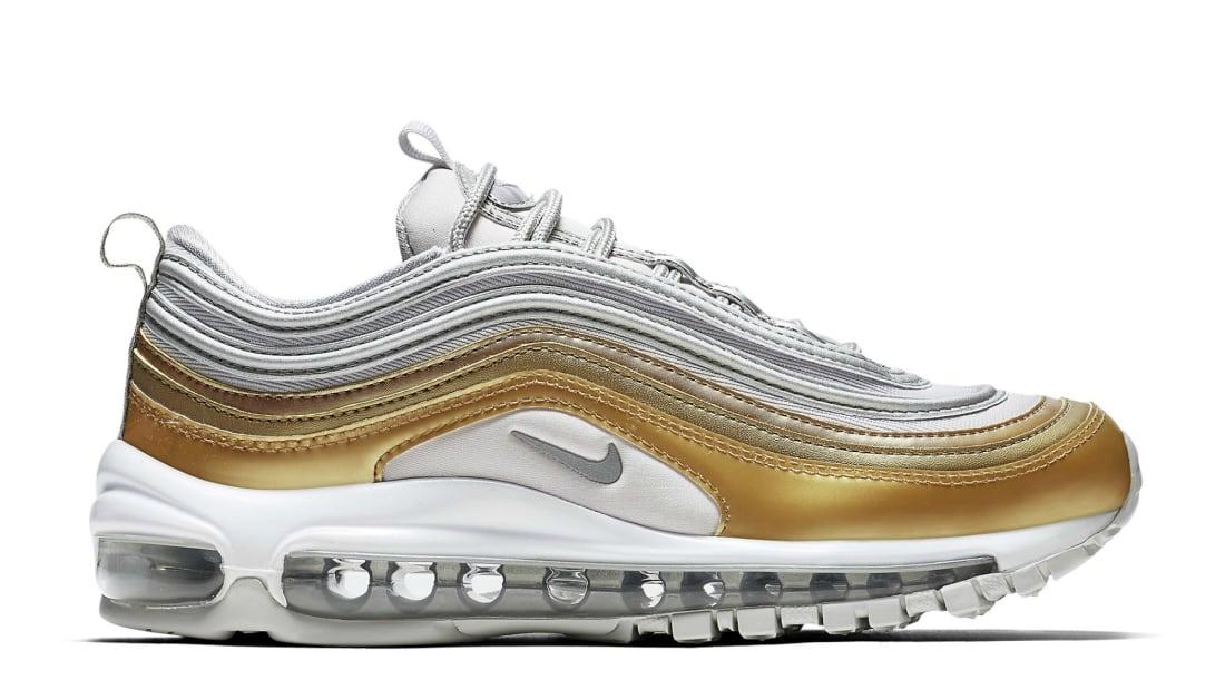 Nike Air Max 97 SE Vast Grey/Metallic Silver-Metallic Gold