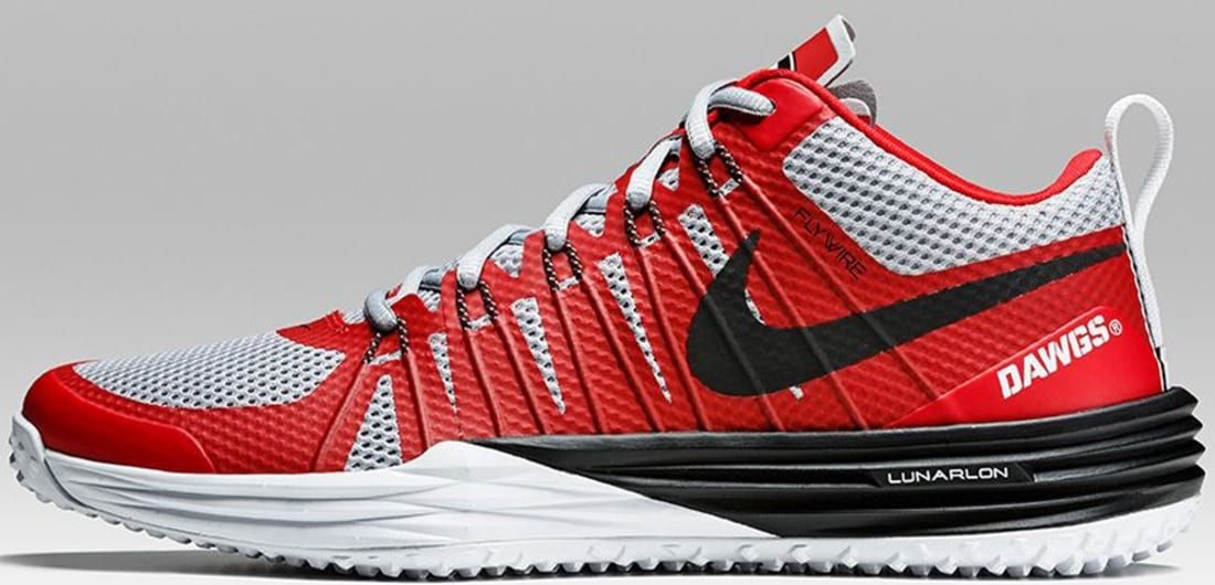 Nike Lunar TR1 Field Silver/White-Black-University Red