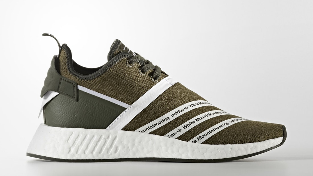 premium selection 70d0a 7d036 Adidas · adidas Originals · adidas Boost · adidas NMDCS2. White  Mountaineering x adidas NMD R2
