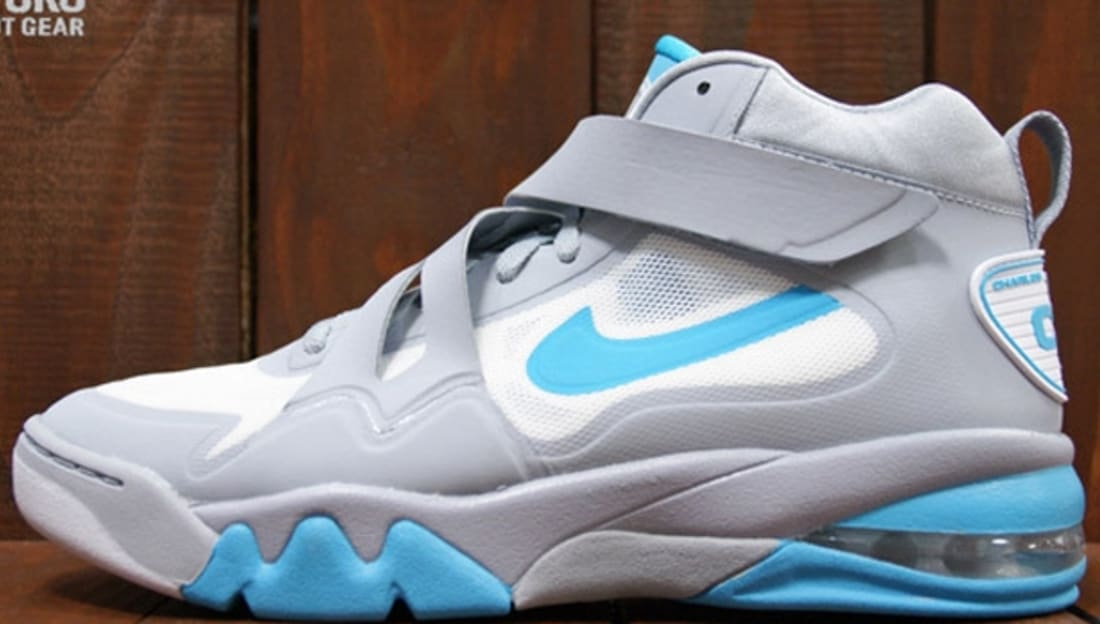 4ba3cb0d51 Nike Air Force Max CB 2 Hyperfuse Wolf Grey/Gamma Blue-White | Nike ...