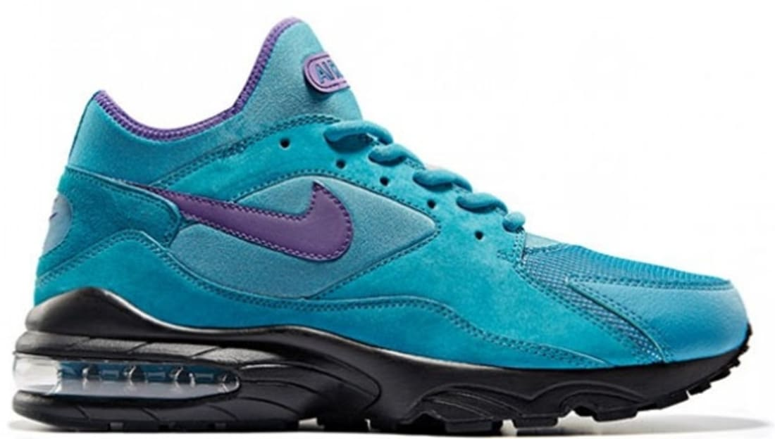 Nike Air Max '93 Teal/Purple-Black