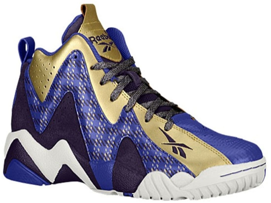 8f0210bbad9 Reebok Kamikaze II Mid GS Portrait Purple Ultima Purple-Gold ...