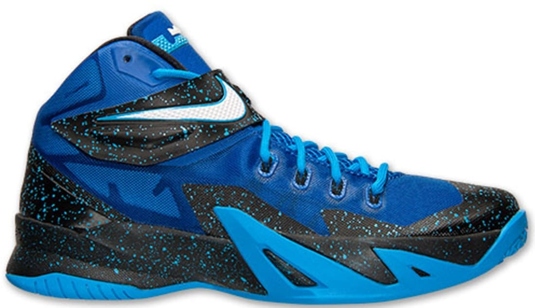 38f29590eab75 Nike Zoom Soldier VIII Premium Game Royal White-Blue Hero