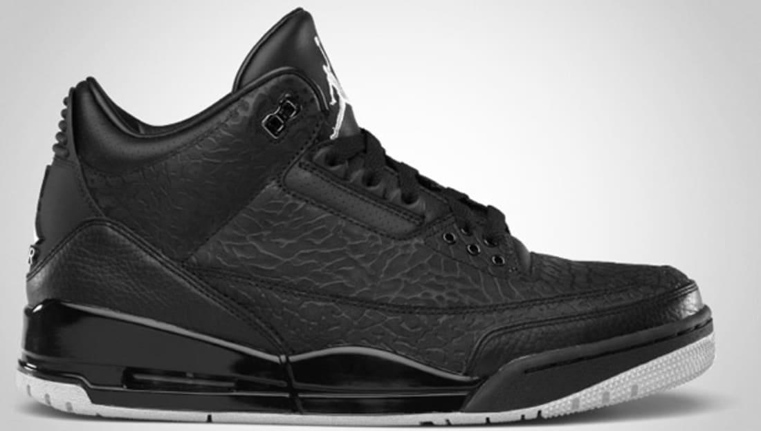 Air Jordan 3 Retro Flip Black