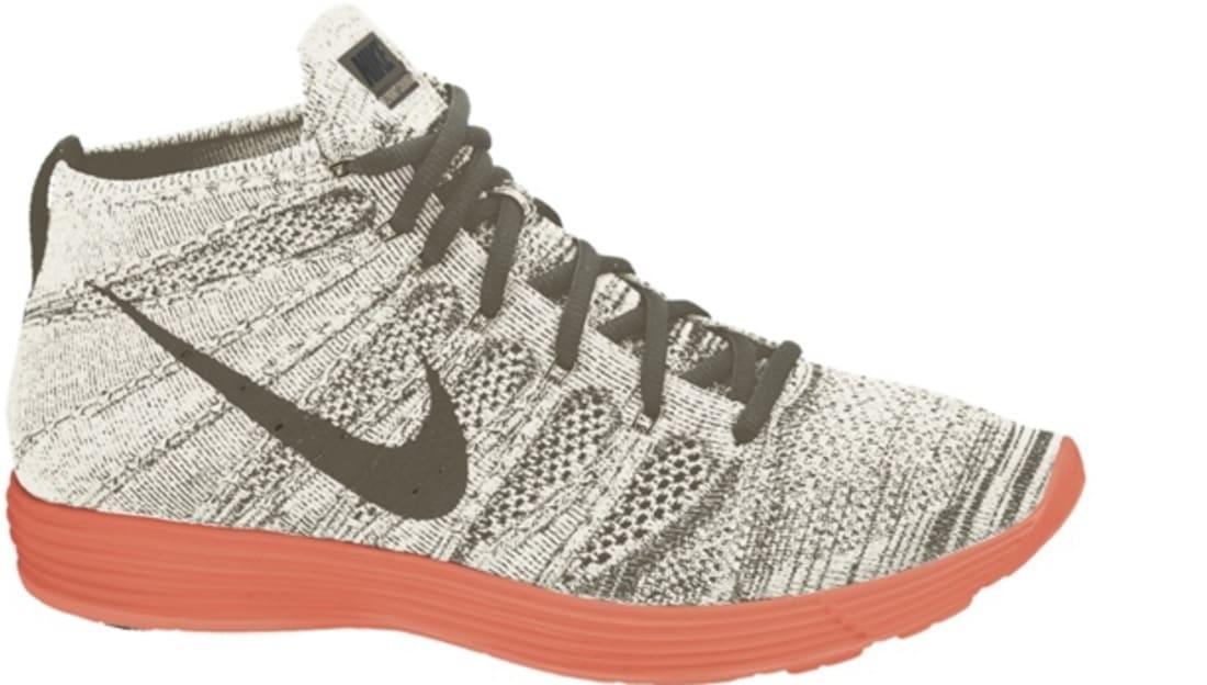 c74ab712633ad Nike · Nike Sportswear · Nike Lunar Flyknit Chukka. Nike Lunar Flyknit  Chukka Tarp Green Black-Silver-Total Crimson