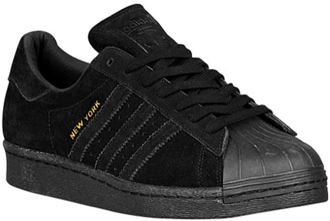 adidas Superstar 80s Core Black/Core Black