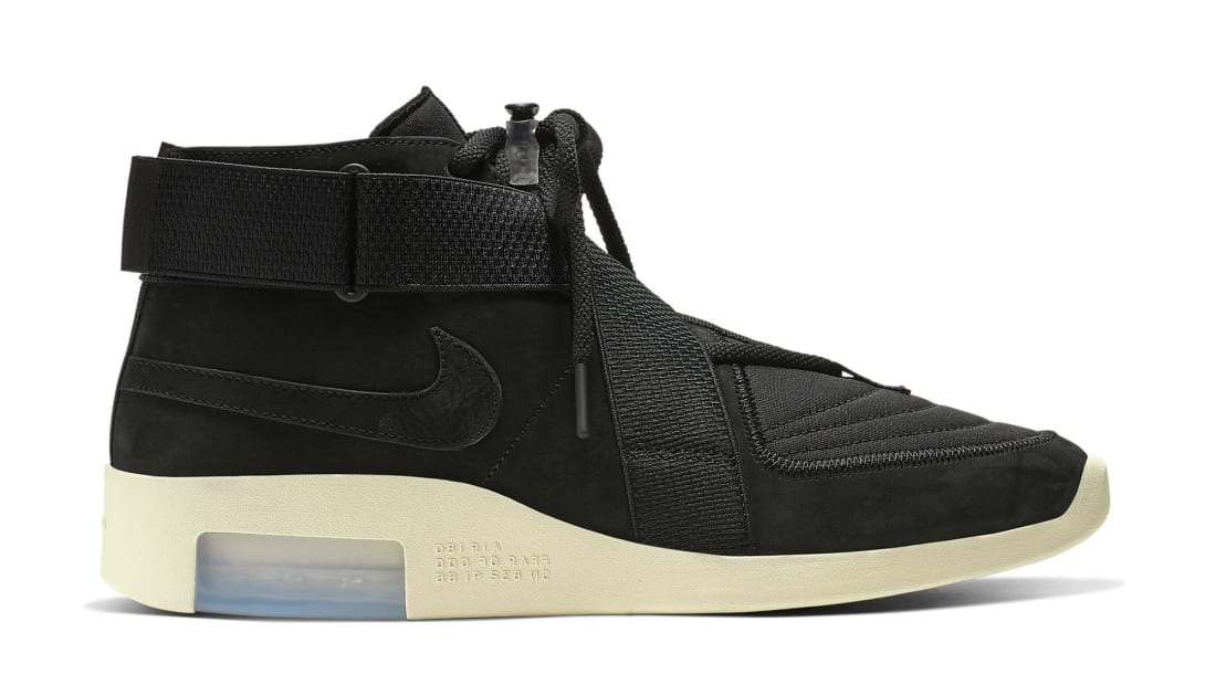 outlet store eb548 0d968 Nike Air Fear of God Raid Black Black-Fossil