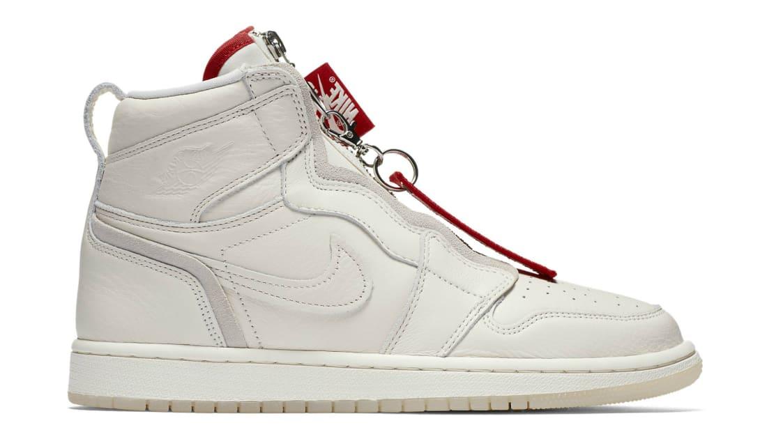 san francisco ca208 54ed5 Vogue x Air Jordan 1 High Zip AWOK