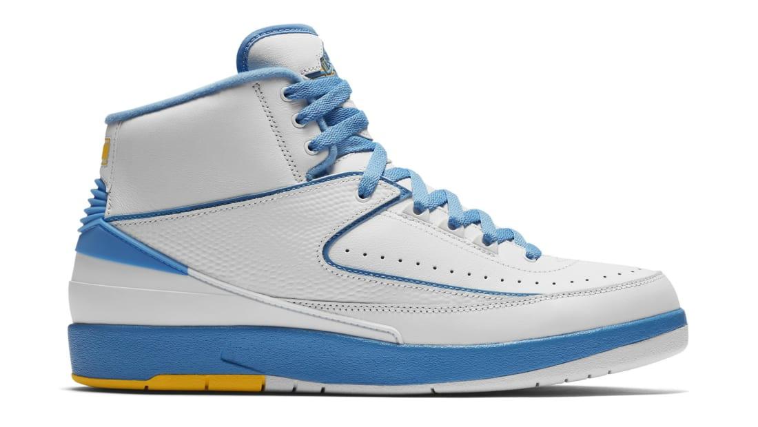lowest price c0bea 61614 Air Jordan 2 Retro