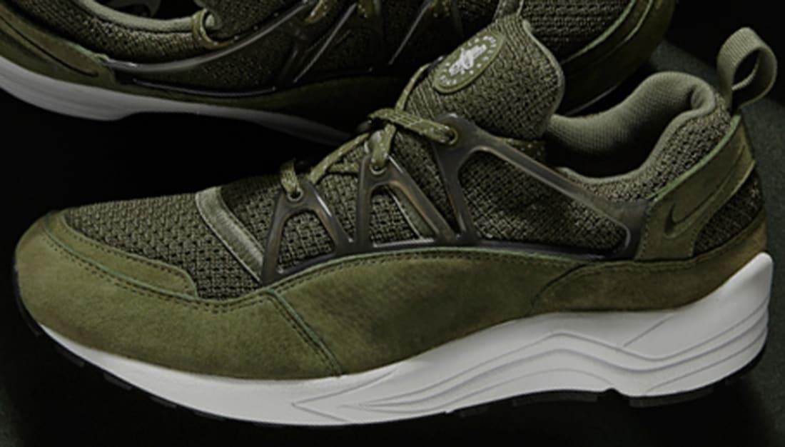 Nike Air Huarache Light Deep Olive/Deep Olive