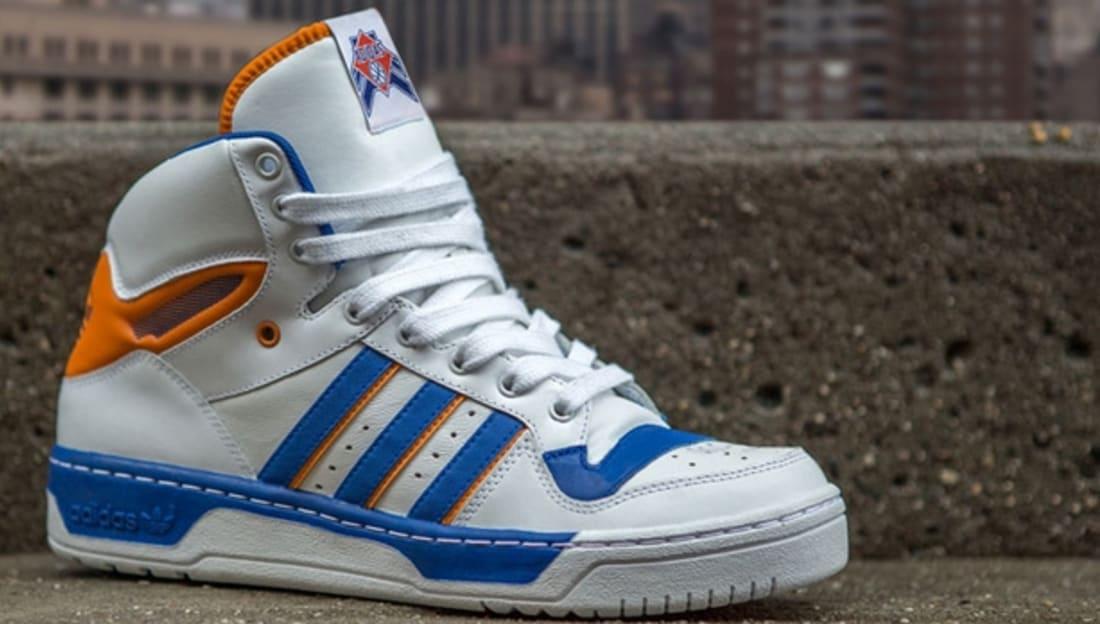 adidas Originals Attitude Hi WhiteOrange Blue | Adidas