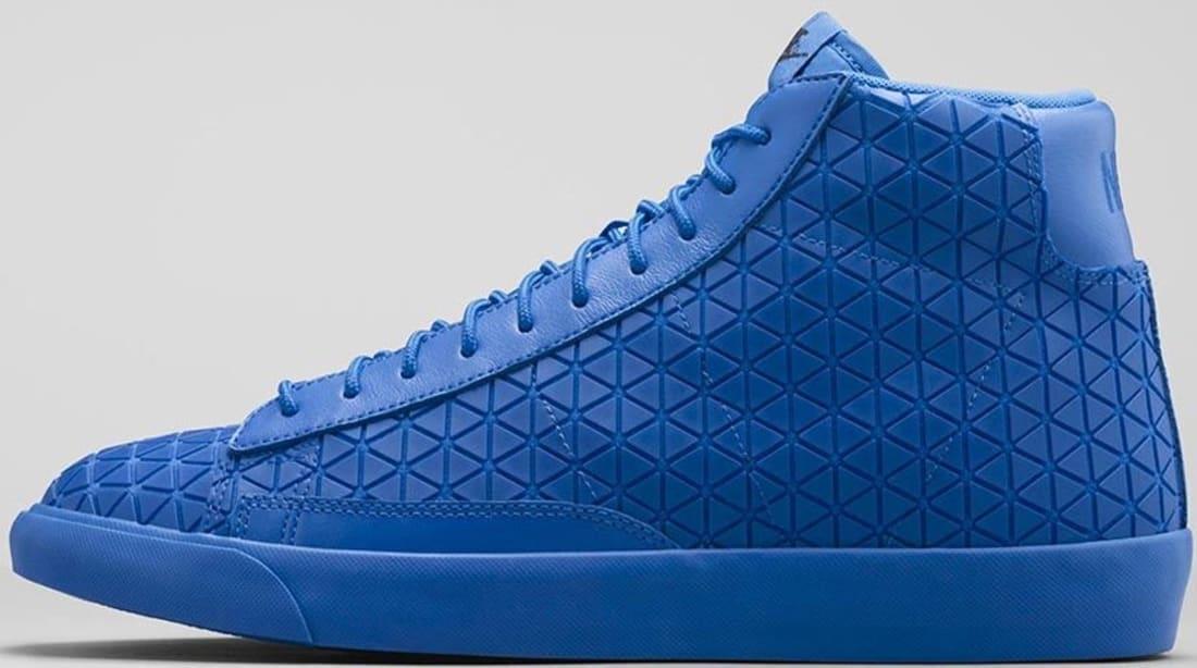 Nike Blazer Mid Metric QS Royal Blue/Royal Blue