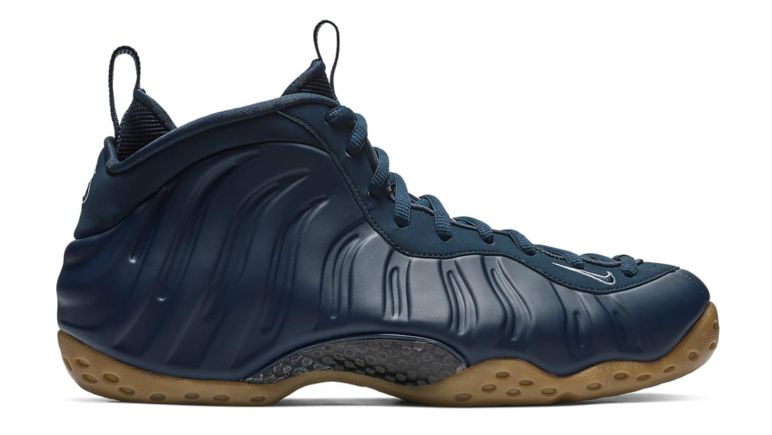 743ae290bb0 Nike · Nike Basketball · Nike Air Foamposite One. Nike Air Foamposite One  Midnight Navy Gum ...