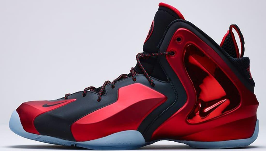 89f5cfa5af Nike Lil' Penny Posite University Red/Black-University Red | Nike ...