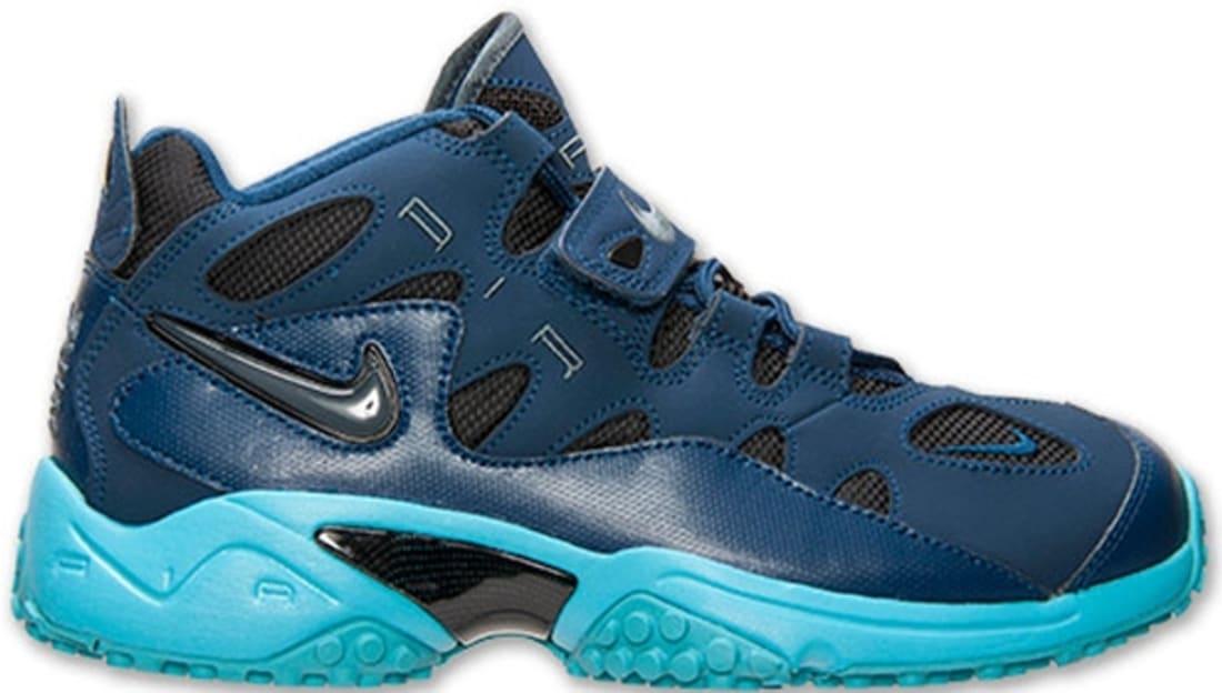Nike Air Turf Raider Brave Blue/Dark Armory Blue-Black-Gamma Blue