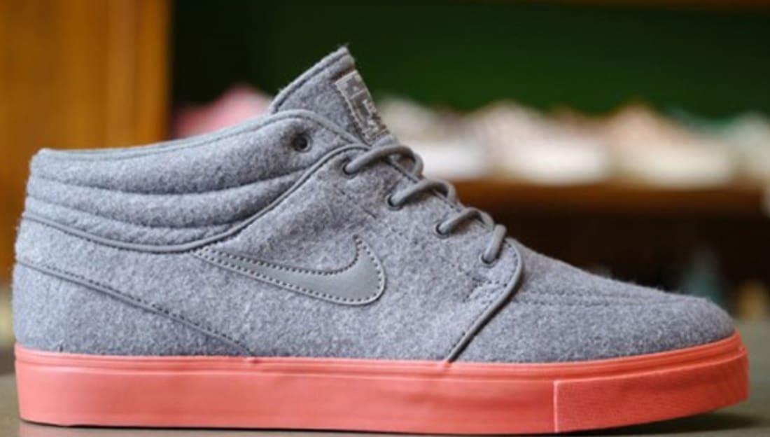 995429b856024 Nike Zoom Stefan Janoski Mid BM SB Dark Grey Terracotta