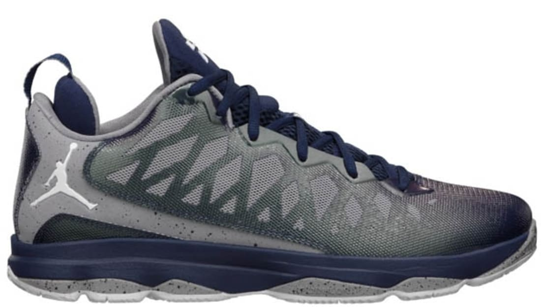 cheap for discount 6e746 e6f62 Jordan CP3.VI Midnight Navy White-Cement Grey