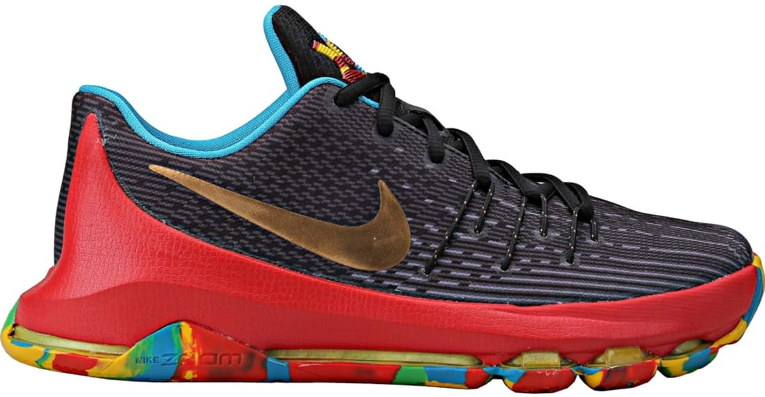 Nike KD 8 GS Money Ball
