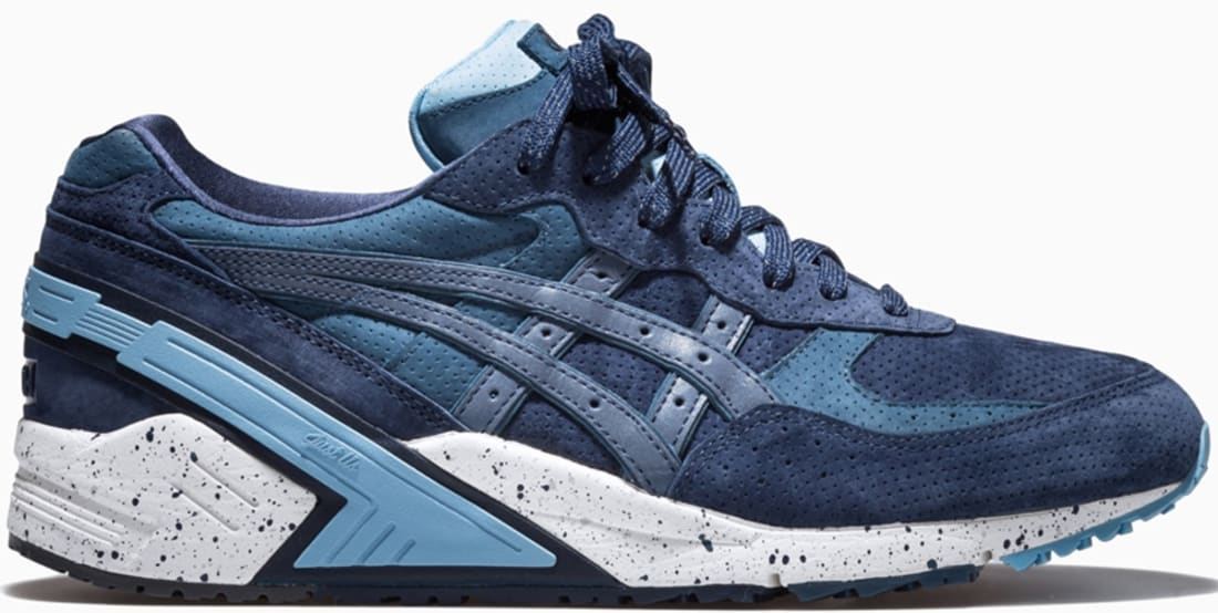 new style f8ab6 d79d6 Asics Gel-Sight Navy/Dark Blue | ASICS | Sole Collector