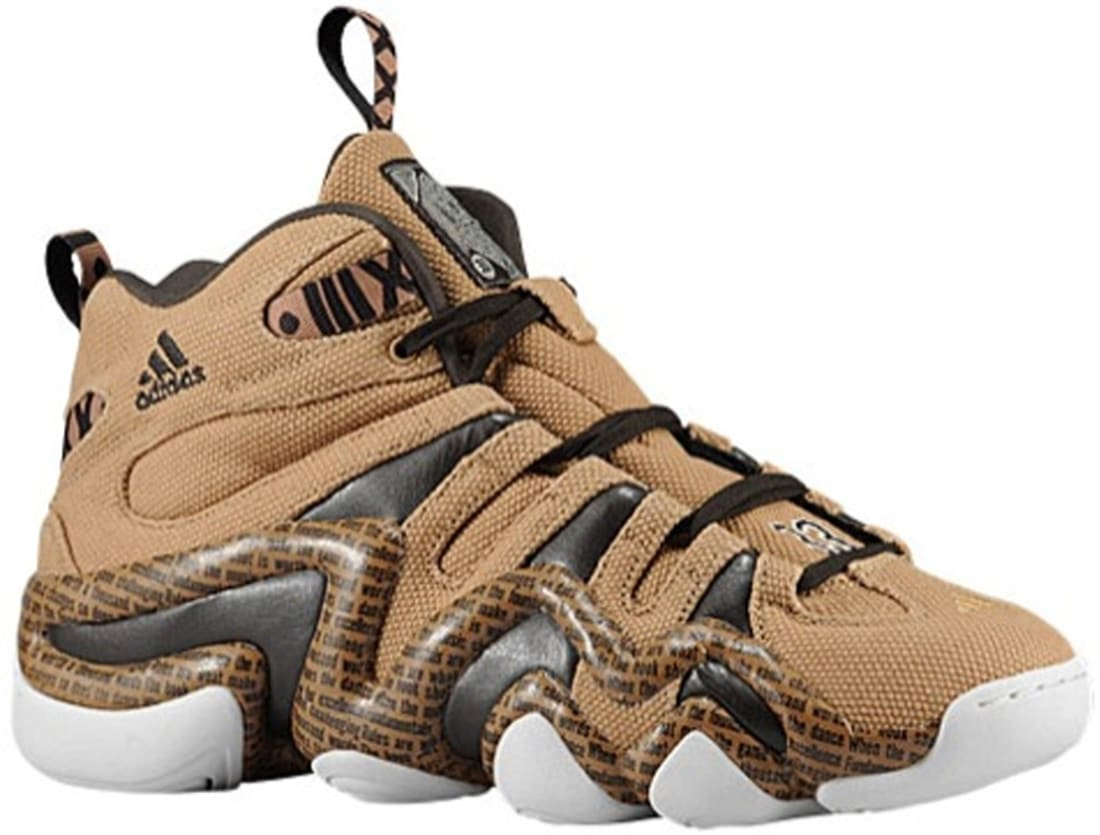 adidas Crazy 8 Cardboard/Light Brown-Night Brown