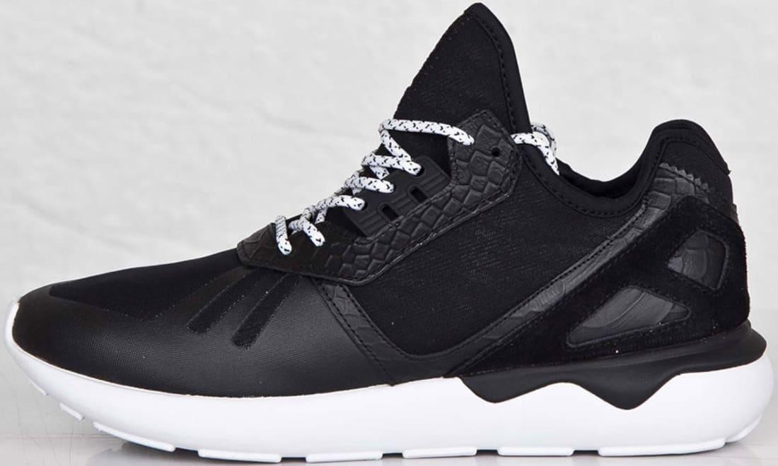competitive price 1d623 5e7cf adidas Consortium Tubular Black/Black-White | Adidas | Sole ...