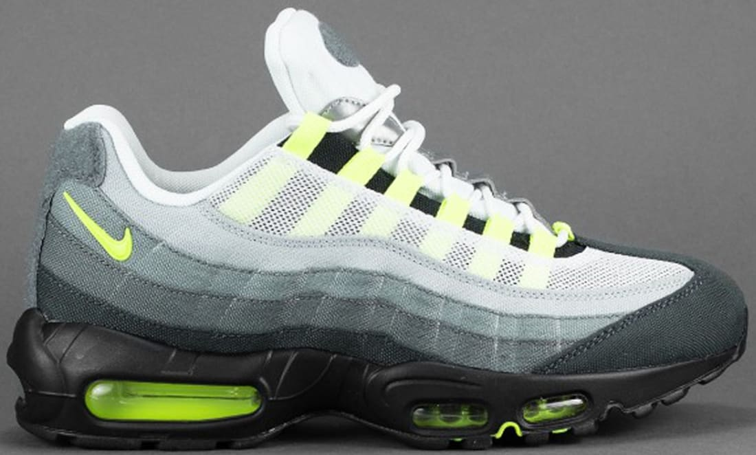 NikeLab Puts Patches on the 'Neon' Air Max 95 | Sole Collector