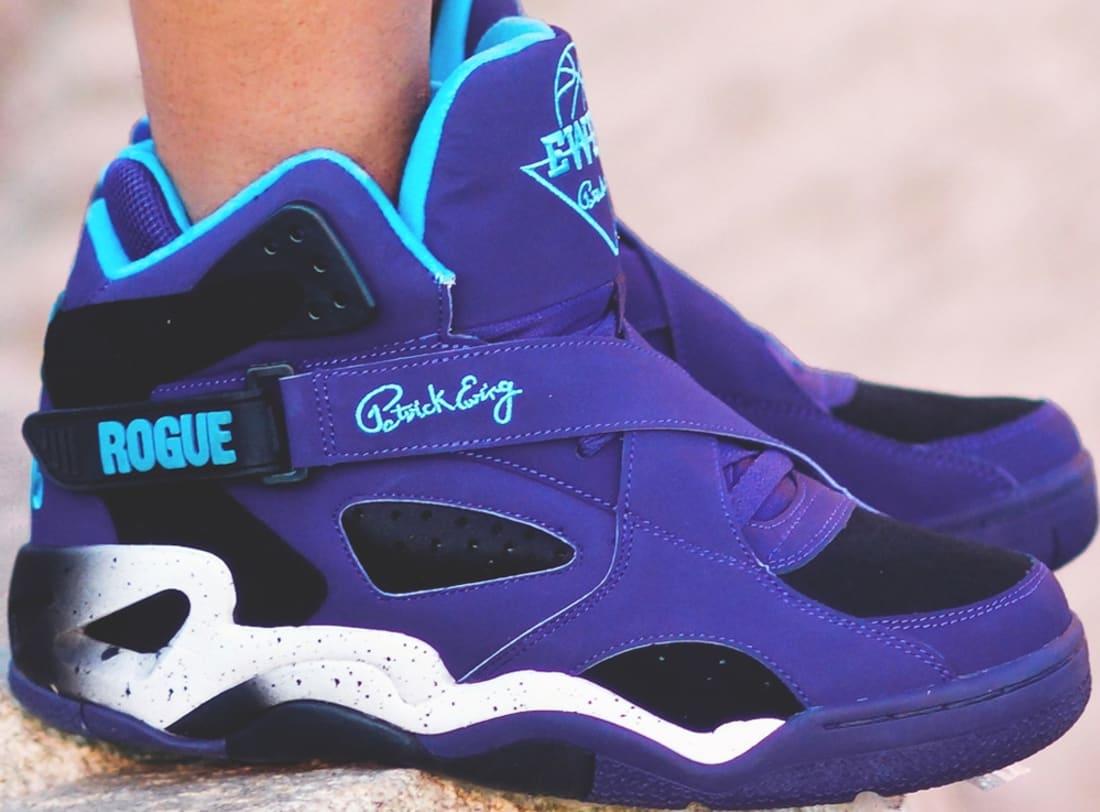 Ewing Athletics Ewing Rogue Purple/Black-Teal