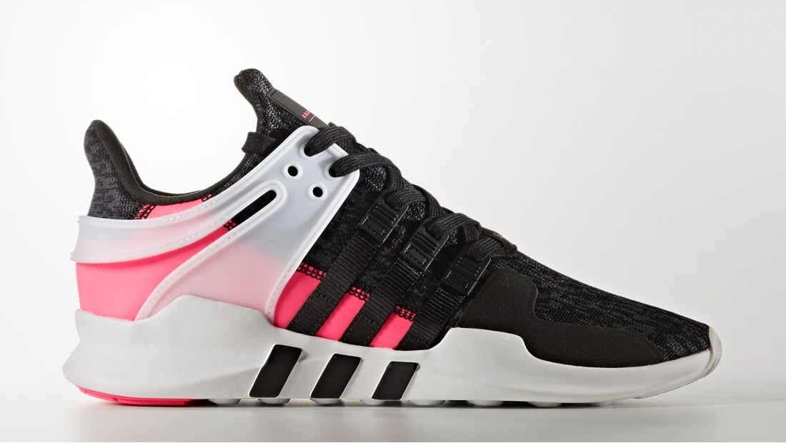 adidas EQT Support ADV (Core BlackTurbo Red) Sneaker Freaker