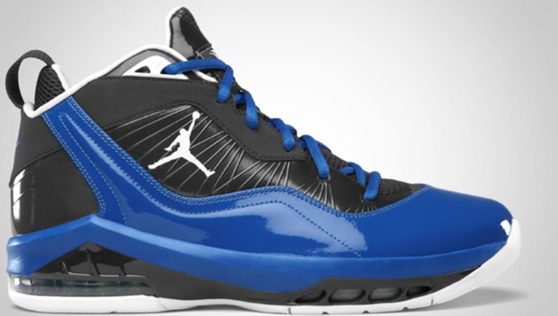 Jordan Melo M8 Anthracite/White-Varsity Royal