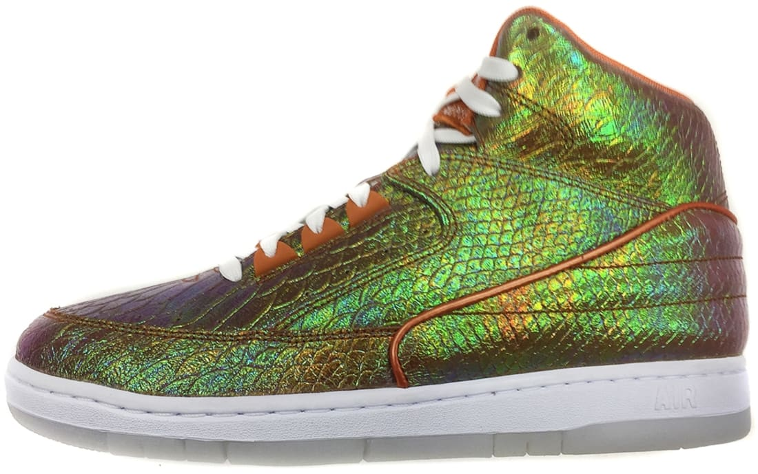 Nike Air Python Premium Tawny/Metallic Tawny