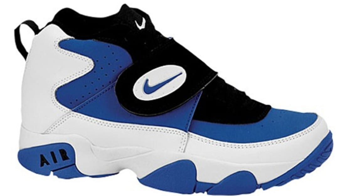 separation shoes 80484 9c3dc Nike Air Mission White/True Royal-Black | Nike | Sole Collector