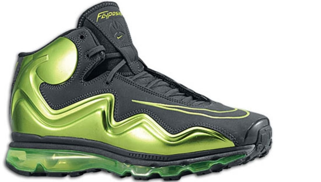 Nike Air Max Flyposite Anthracite Anthracite-Brilliant Green-Atomic ... 9b39ecbc5a