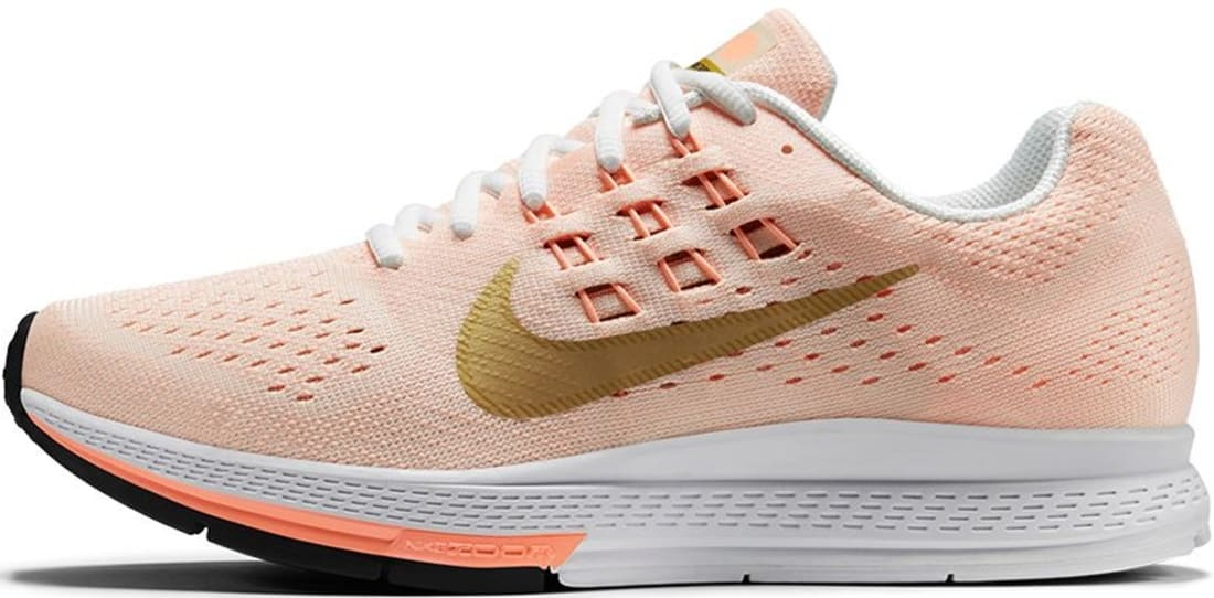 huge selection of df23a 9c317 Women's Nike Air Zoom Structure 18 Modern Gold Rush | Nike ...