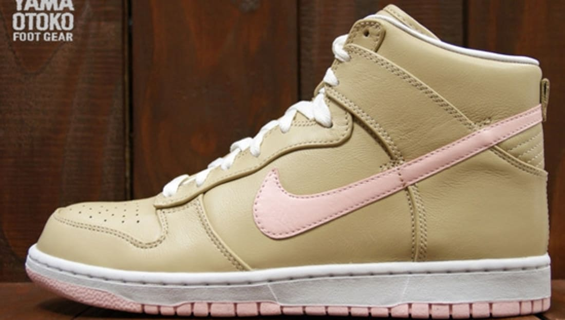 pretty nice 1b97d 173c5 ... Nike Dunk High Premium SB Linen Atmosphere Nike Sole Collector ...