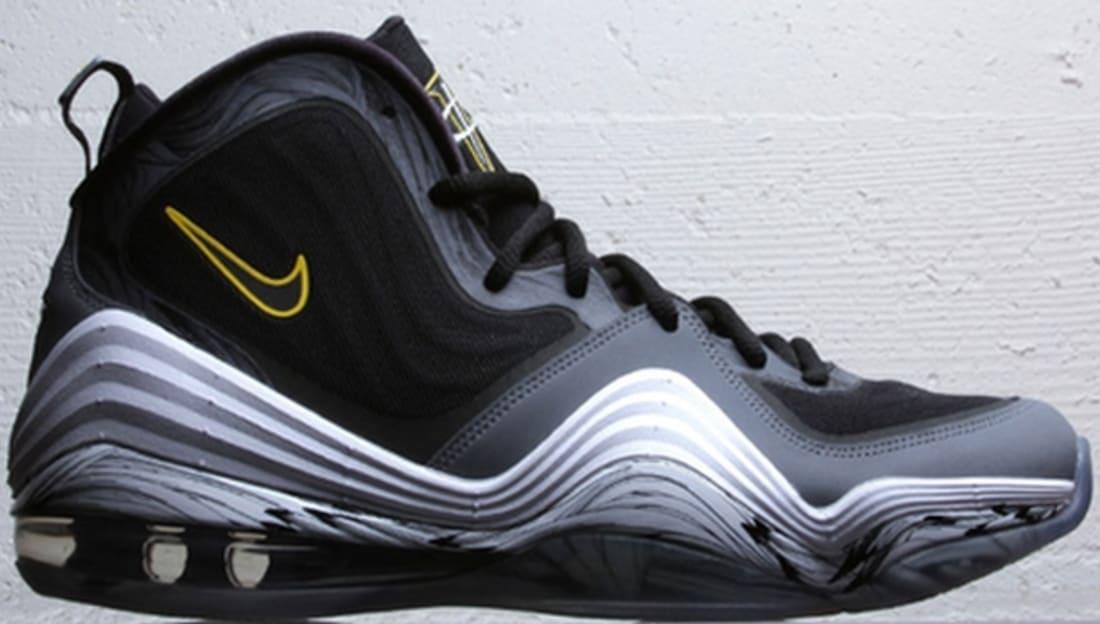 Nike Air Penny 5 Black/Cool Grey-Tour