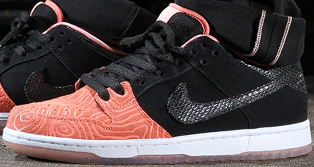 Premier x Nike Dunk Low Premium SB Fish Ladder