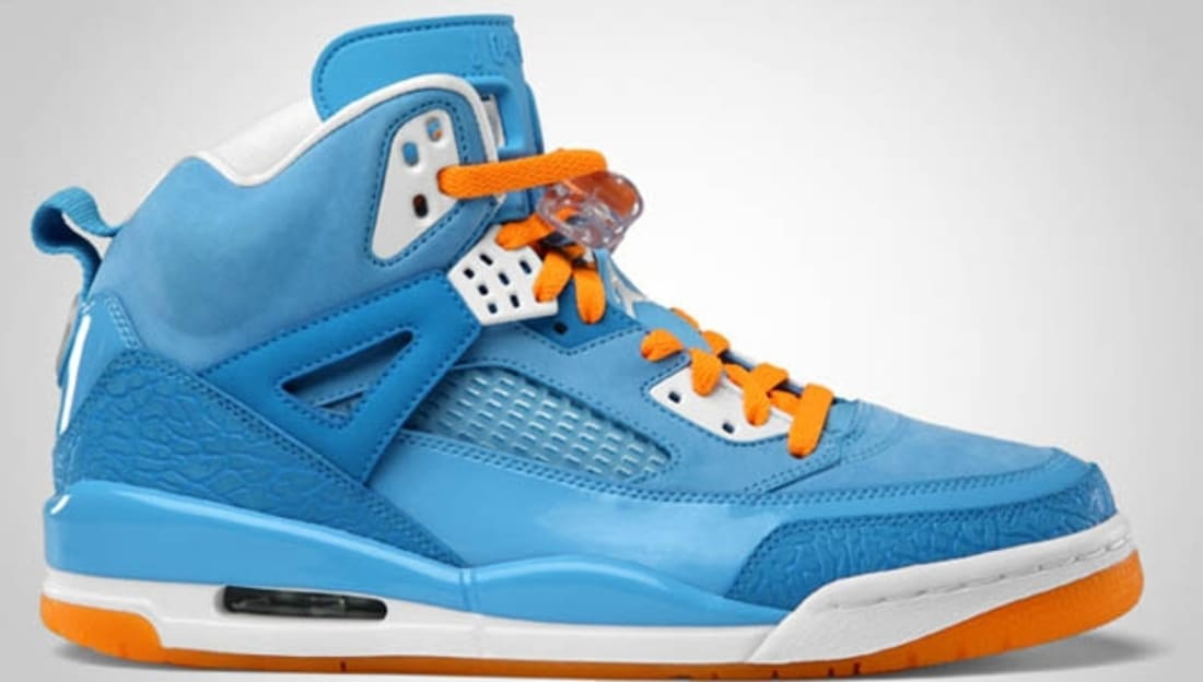 buy online ce424 8fb3a Jordan Spiz ike Italy Blue   Jordan   Sole Collector