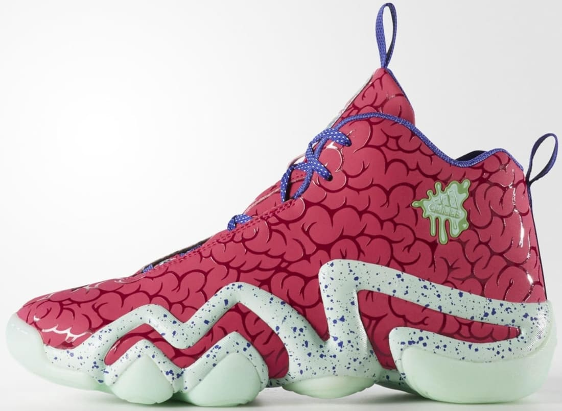 best sneakers 30169 40545 adidas Crazy 8 Night of the Ballin  Dead