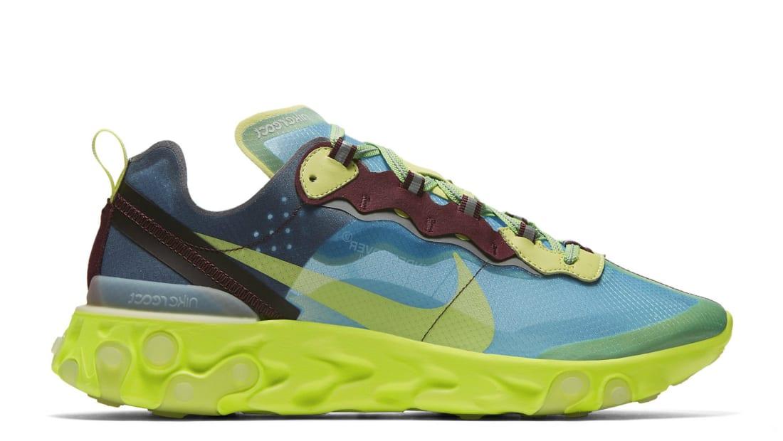 a860156fc8e00 Nike · Nike Running · Nike React Element 87. Undercover x ...