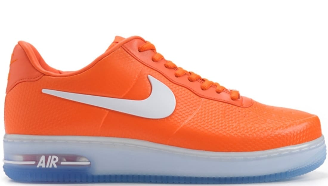 111af154708 Nike Air Force 1 Foamposite Pro Low QS Safety Orange White