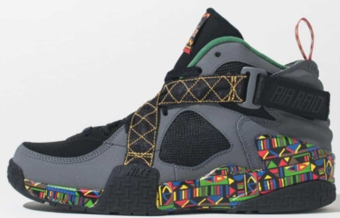 951d87b6173 Nike Air Raid Black/Dark Grey-Pine Green | Nike | Sole Collector