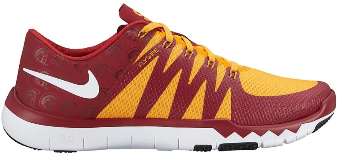 big sale 4f1bf a4137 Nike Free Trainer 5.0 V6 Amp Team Crimson/White-University ...
