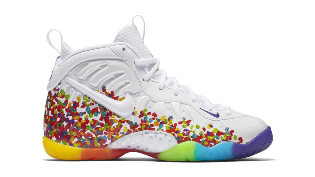 separation shoes d1ff0 351f9 Nike Little Posite Pro
