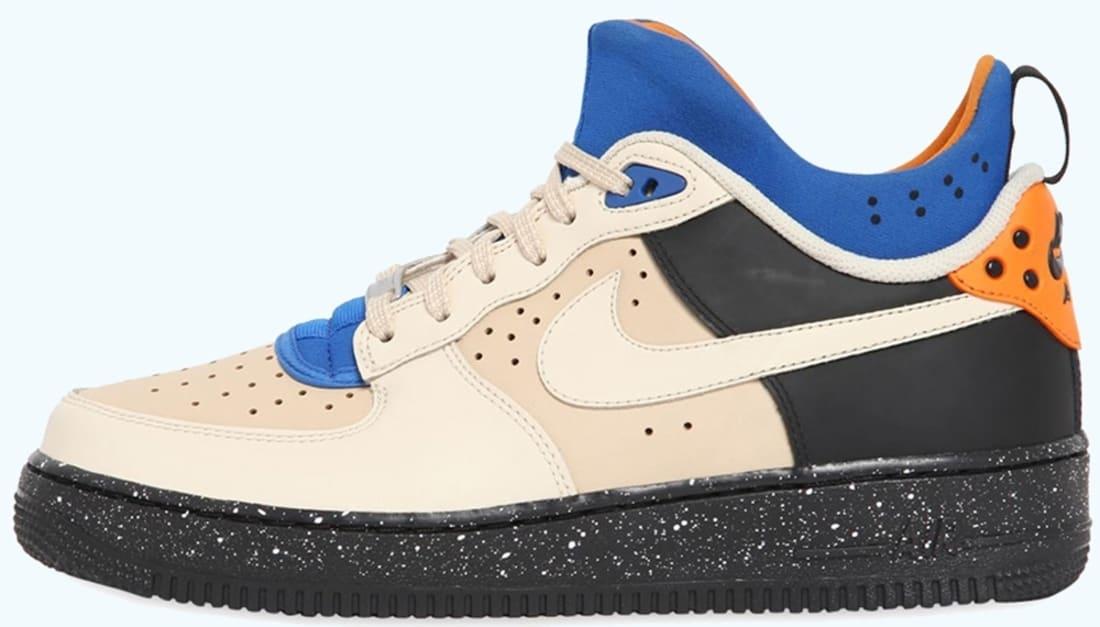 Nike Air Force 1 Low CMFT Beige/Black