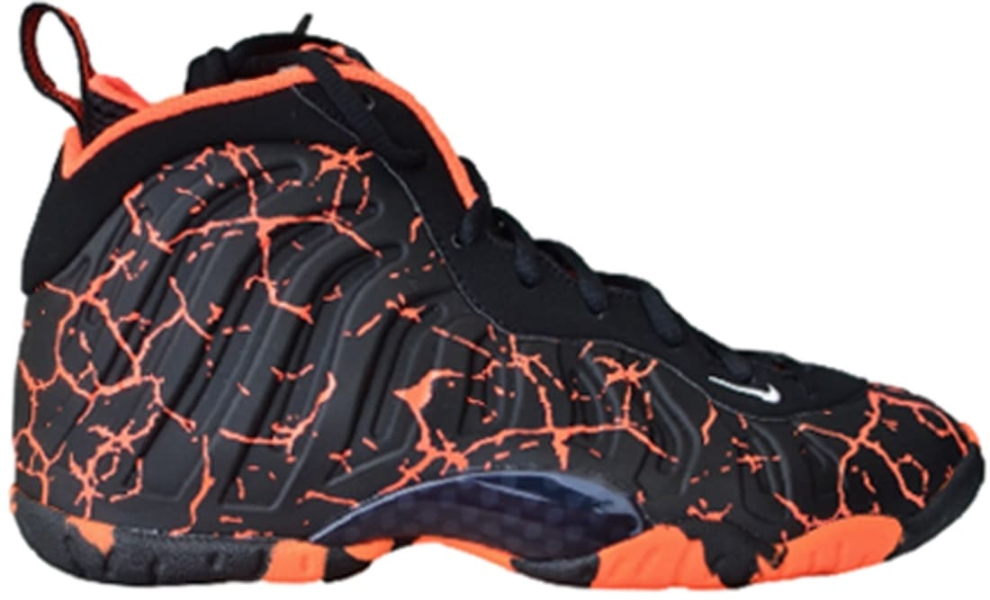 Nike Little Posite One GS Magma