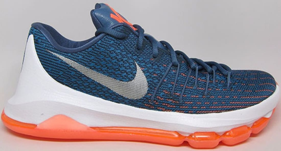 save off 651b7 1e9a2 Nike KD 8 Ocean Fog   Nike   Sole Collector