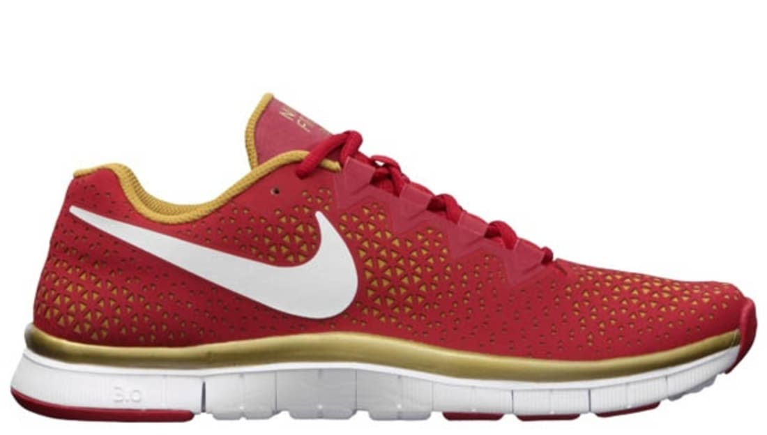 Nike Free Haven 3 0 NFL San Francisco 49ers | Nike | Sole